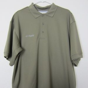 Columbia PFG Omni-Shade Performance Fishing Gear M